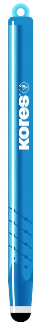 Digi Coach pero pro dotykový display Kores Barva DIGI COUCH: Modrá