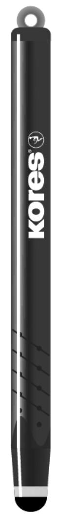 Jumo Starter Digi Coach pero pro dotykový display + pastelky Jumbo Kores Barva DIGI COUCH: Černá