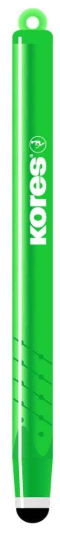 Jumo Starter Digi Coach pero pro dotykový display + pastelky Jumbo Kores Barva DIGI COUCH: Zelená