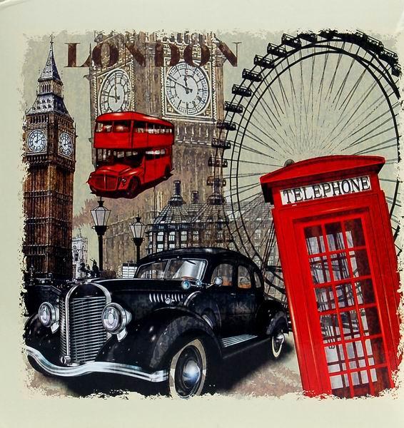 Fotoalbum 10x15/200foto BBM-46200D City London