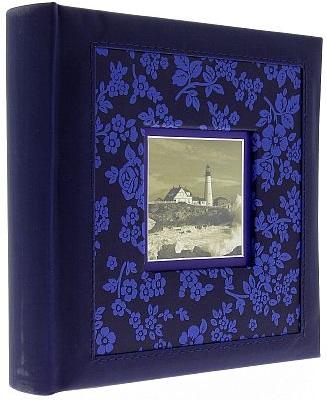 Fotoalbum 10x15/200foto Pass modrý